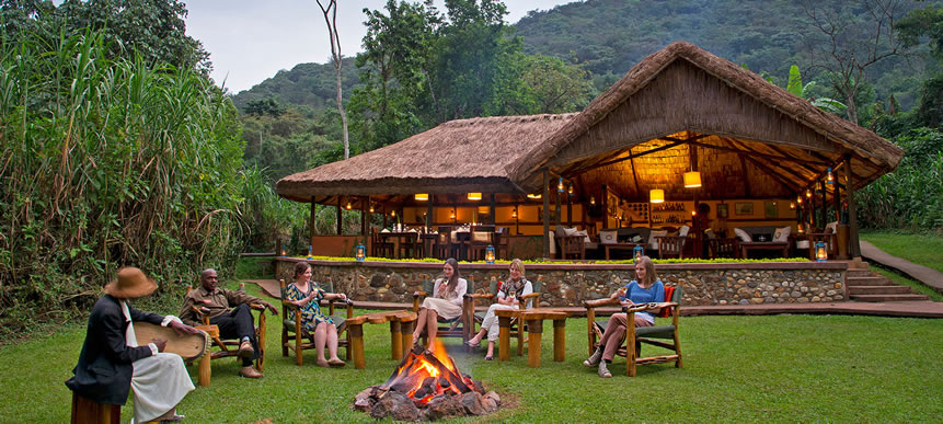Gorilla Forest Camp - Bwindi National Park