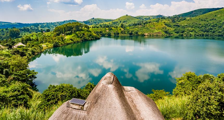 Explore Crater Lakes on Uganda safari | Gorilla Tours